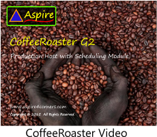CoffeeRoaster Video Link